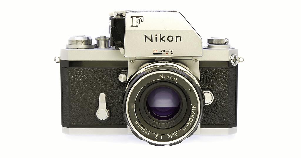 Nikon F フィルムカメラ 修理