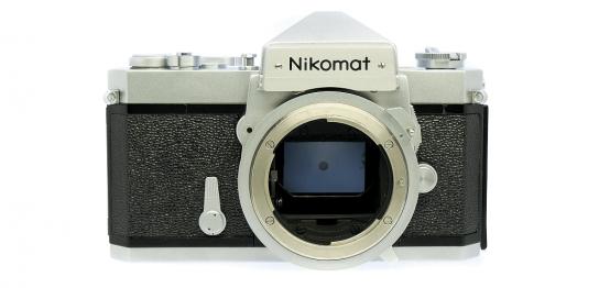 フィルムカメラ 修理 Nikomat FTN