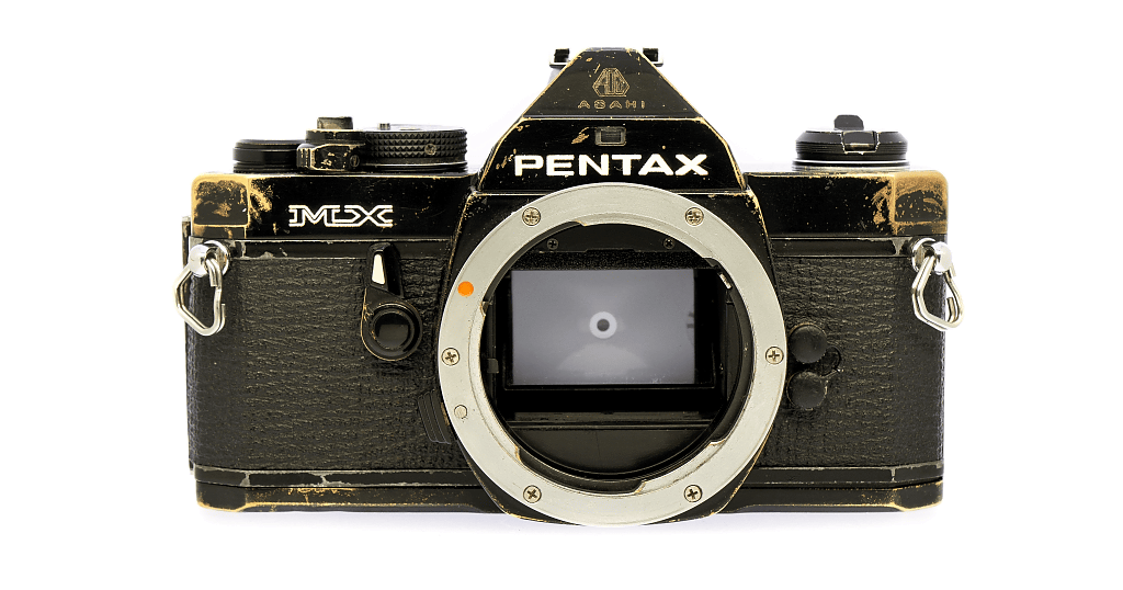 PENTAX MX フィルムカメラ 修理