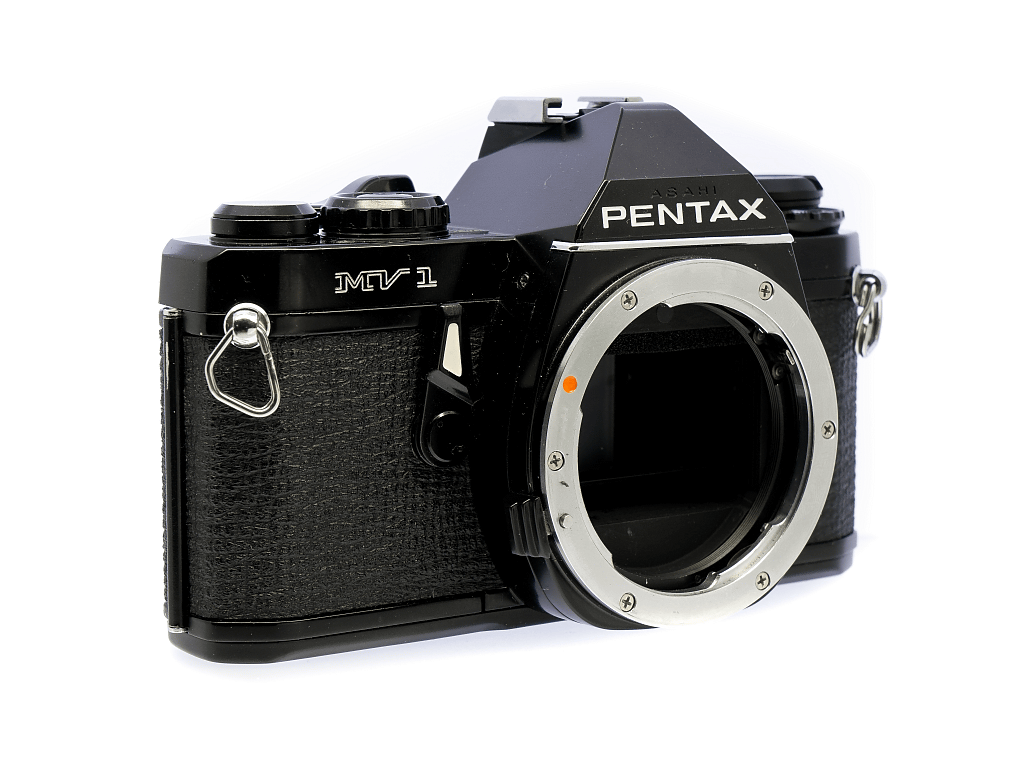 PENTAX MV1 フィルムカメラ 修理