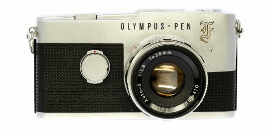 OLYMPUS PEN F フィルムカメラ 修理