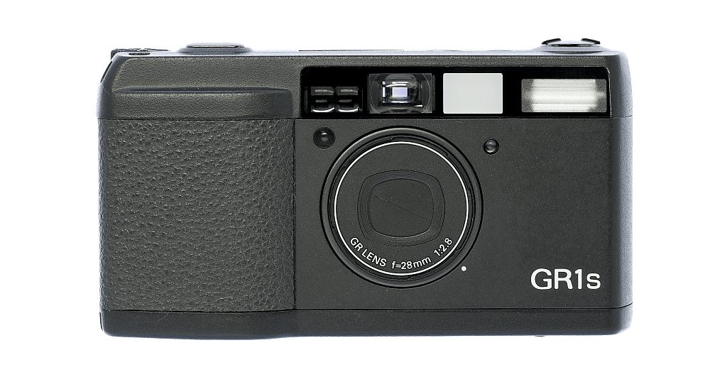 RICOH GR1s フィルムカメラ 修理