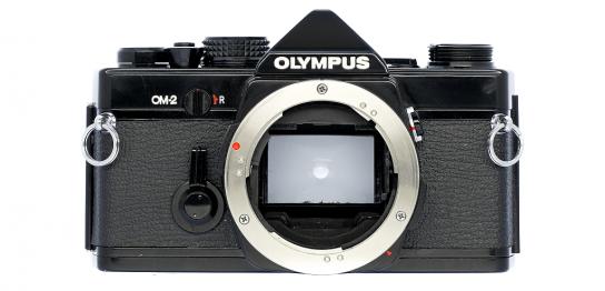 OLYMPUS OM-2 フィルムカメラ 修理