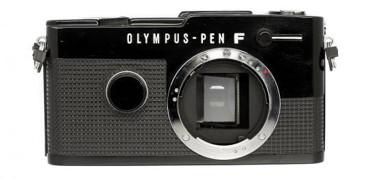 OLYMPUS PEN FT フィルムカメラ 修理