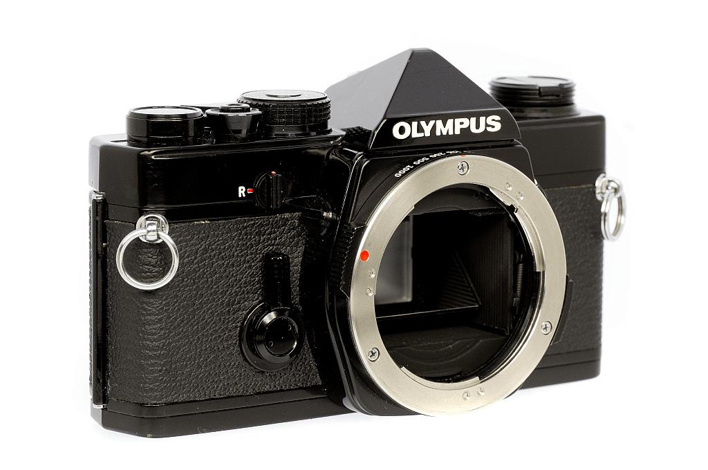 OLYMPUS OM-1 フィルムカメラ 修理