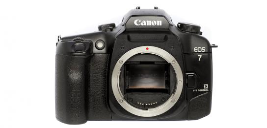 Canon EOS7 フィルムカメラ 修理