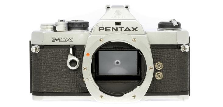 PENTAX MX フィルムカメラ修理