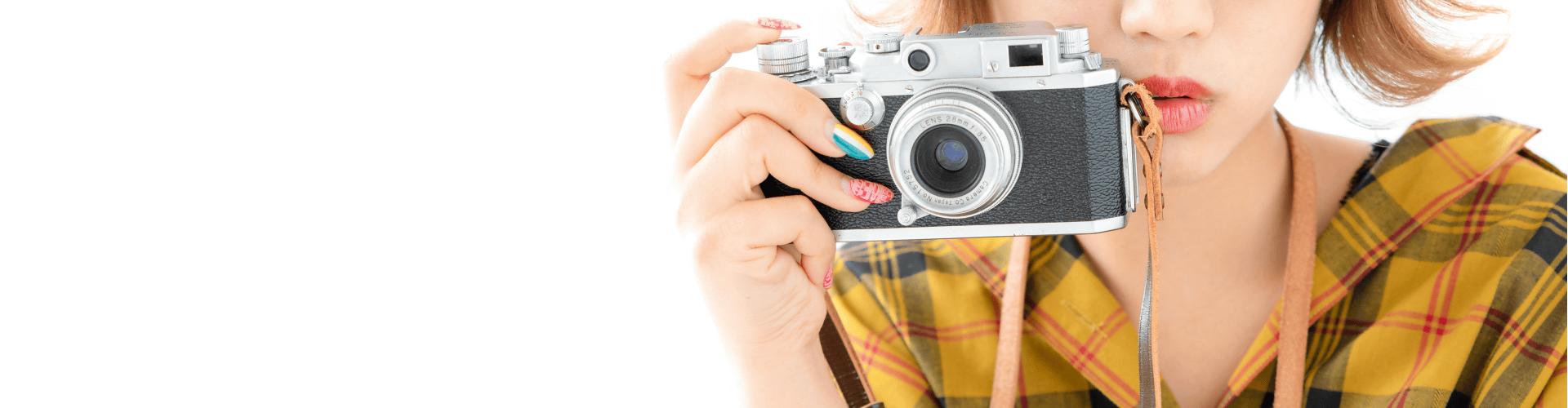 フィルム写真を撮りませんか?