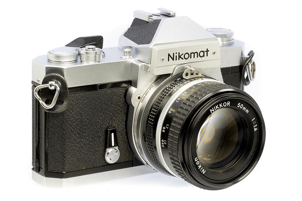 Nikomat FT2 フィルムカメラ修理