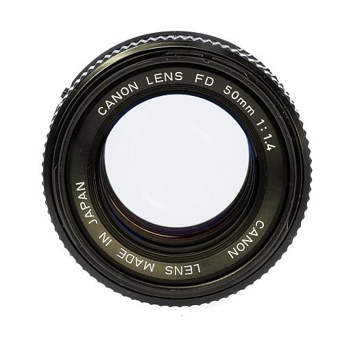Canon New FD 50mm f.14