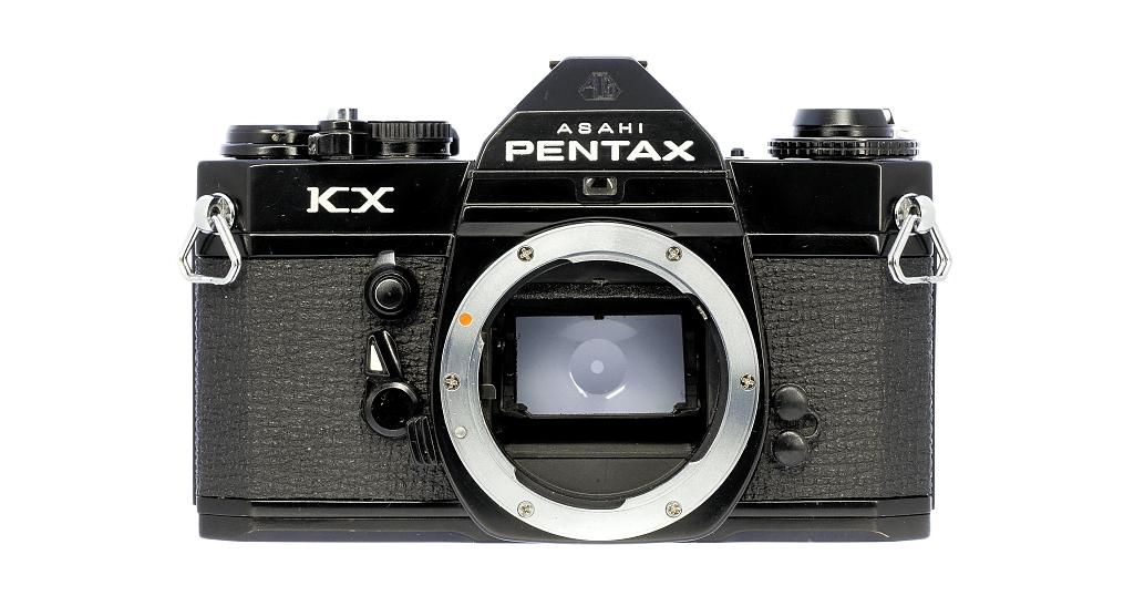 PENTAX KX フィルムカメラ修理