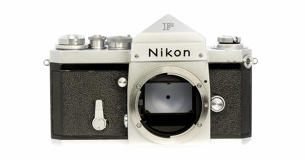 Nikon F フィルムカメラ修理