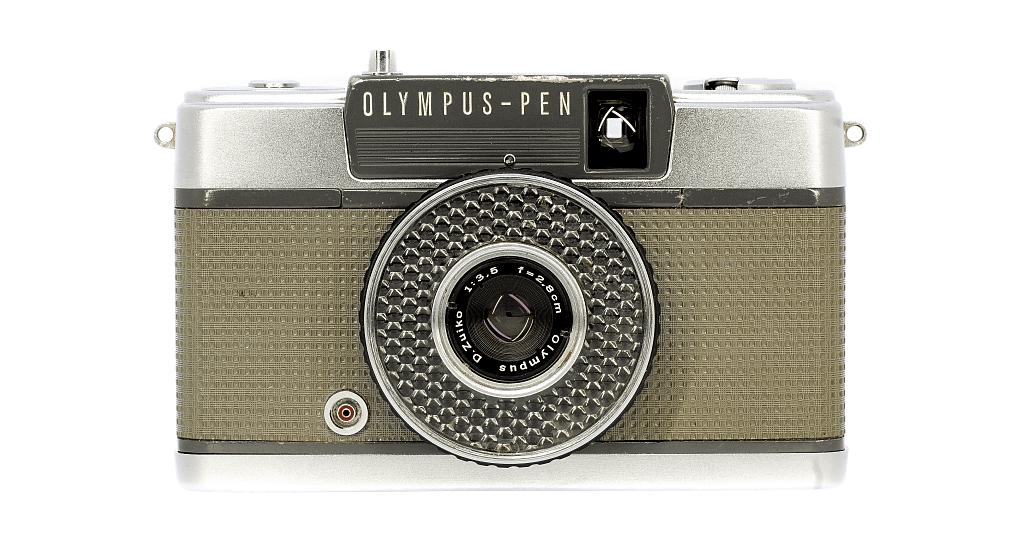 OLYMPUS PEN-EE フィルムカメラ修理