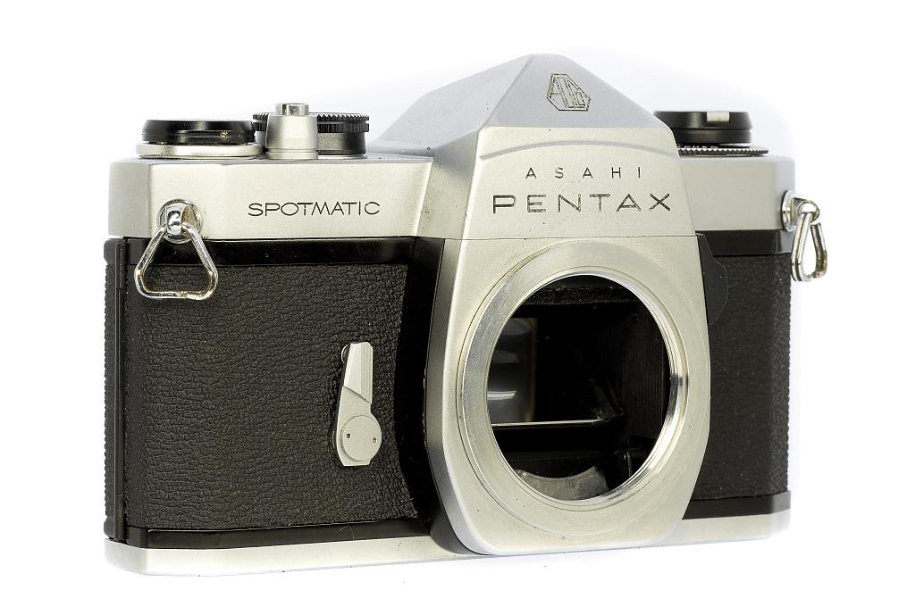 PENTAX SPOTMATIC フィルムカメラ修理