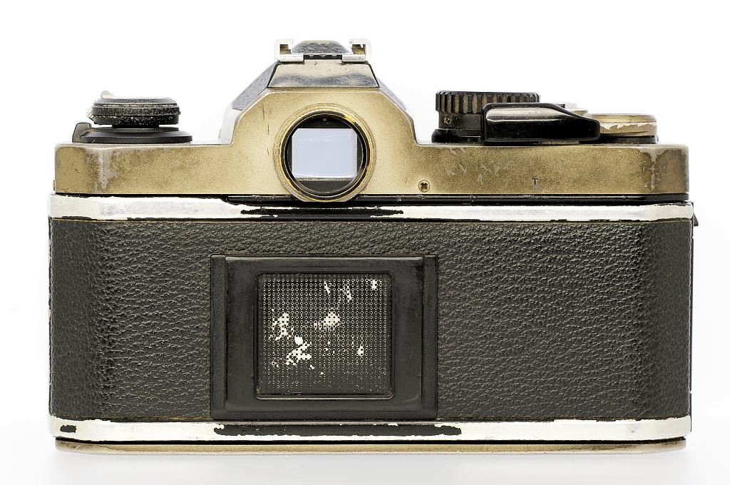 Nikon New FM2/T フィルムカメラ修理