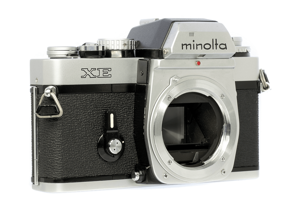 MINOLTA XE フィルムカメラ修理