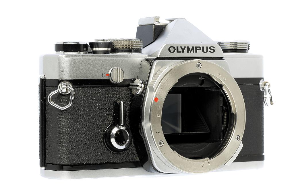 OLYMPUS OM-1 フィルムカメラ集