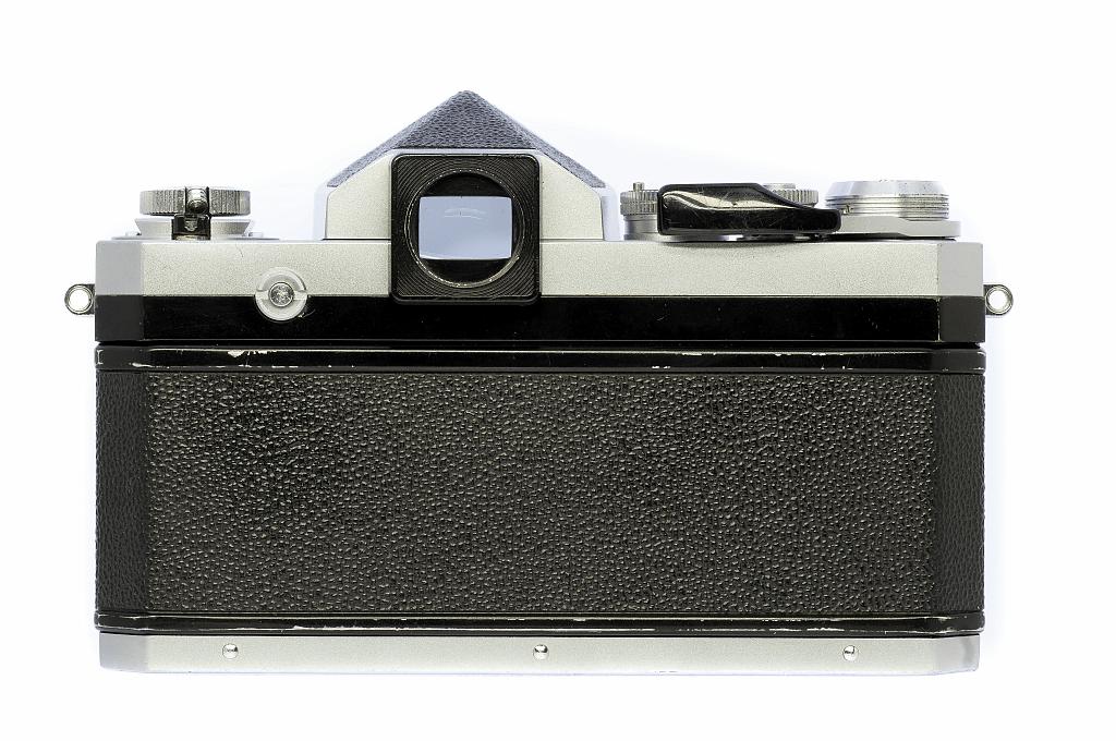 Nikon F アイレベル フィルムカメラ修理