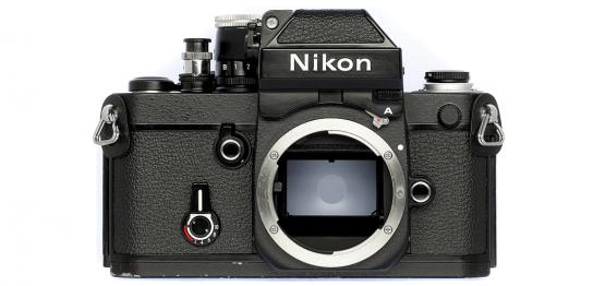 Nikon F2 チタン ノーネーム フィルムカメラ修理
