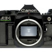 Canon AE-1 PROGRAM フィルムカメラ修理