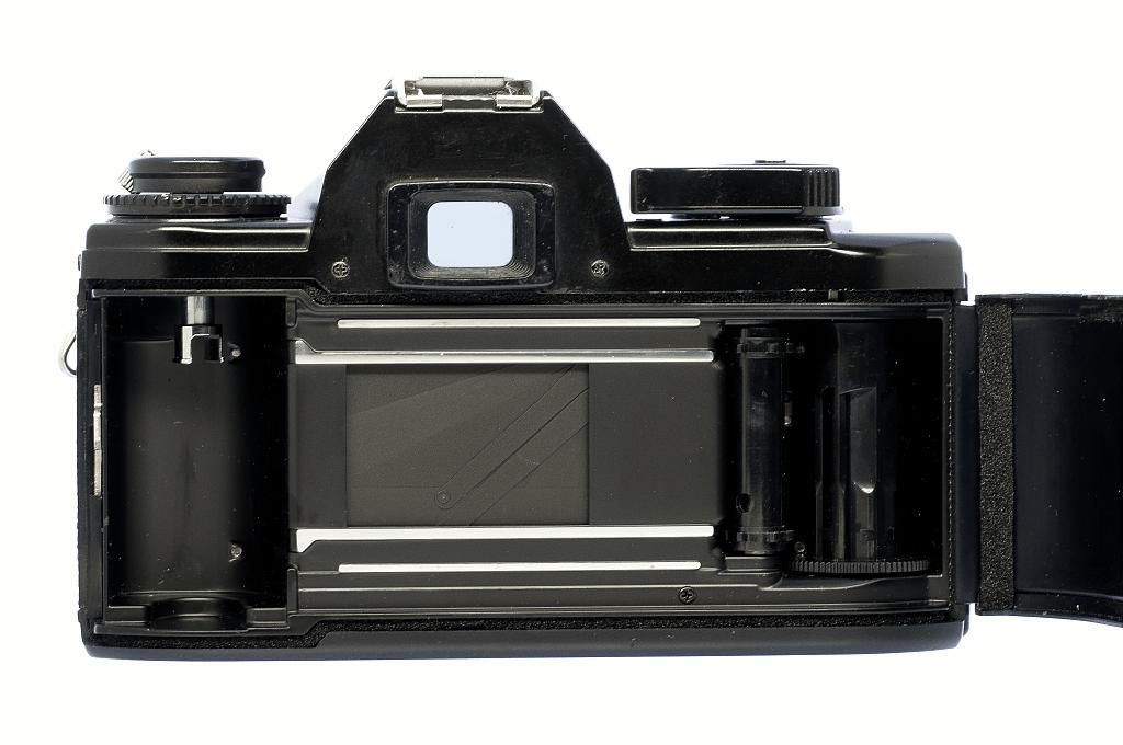 Nikon EM モルト交換