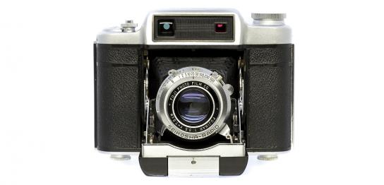 FUJIFILM SUPER FUJICA-6 フィルムカメラ修理