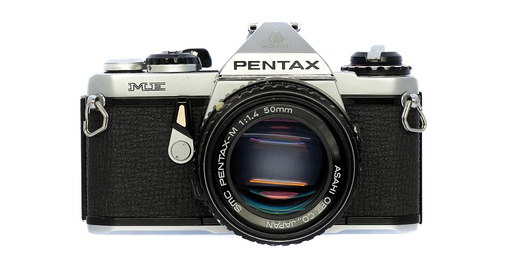 PENTAX ME フィルムカメラ修理