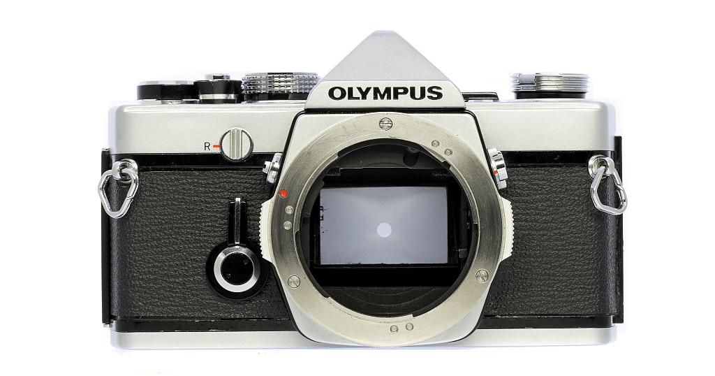 OLYMPUS M-1 フィルムカメラ修理