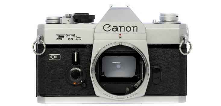 Canon FTb-N フィルムカメラ修理