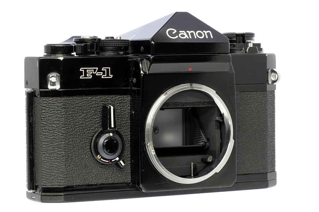 Canon F-1N フィルムカメラ修理
