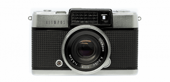 OLYMPUS PEN D フィルムカメラ修理