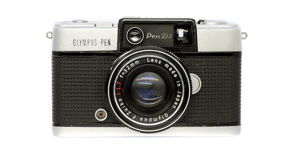 OLYMPUS PEN D3 フィルムカメラ修理