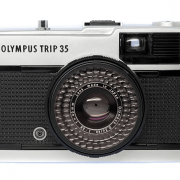 OLYMPUS TRIP 35 フィルムカメラ修理