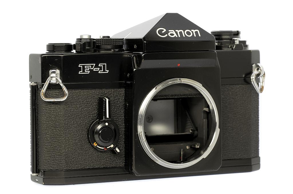 Canon F-1 フィルムカメラ修理