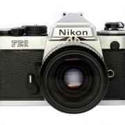 Nikon FE2 フィルムカメラ修理