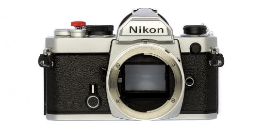 Nikon FM フィルムカメラ修理