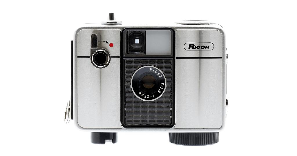 RICOH AUTO HALF SE フィルムカメラ修理