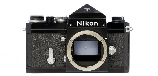 Nikon F Eyelevel フィルムカメラ修理