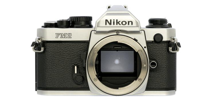 Nikon New FM2 フィルムカメラ修理