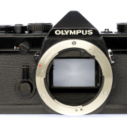 OLYMPUS M-1 BLACK フィルムカメラ修理