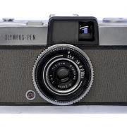 OLYMPUS PEN フィルムカメラ修理