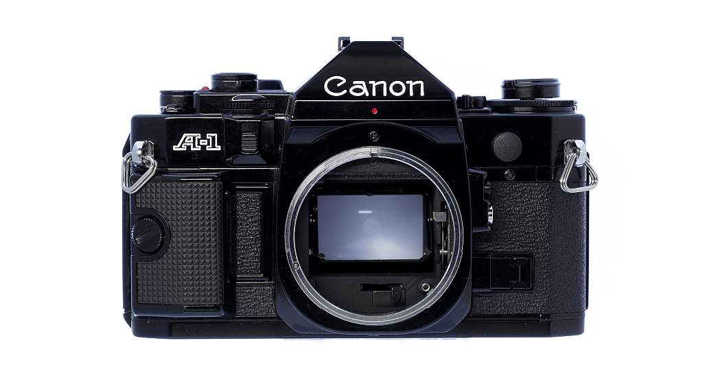 Canon A-1 フィルムカメラ修理