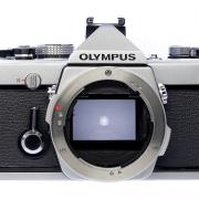 OLYMPUS OM-1N フィルムカメラ修理