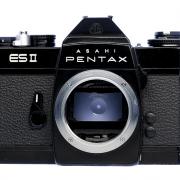 ASAHI PENTAX ES II フィルムカメラ修理