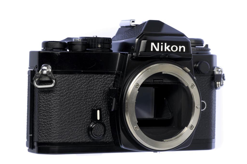 Nikon FE フィルムカメラ修理