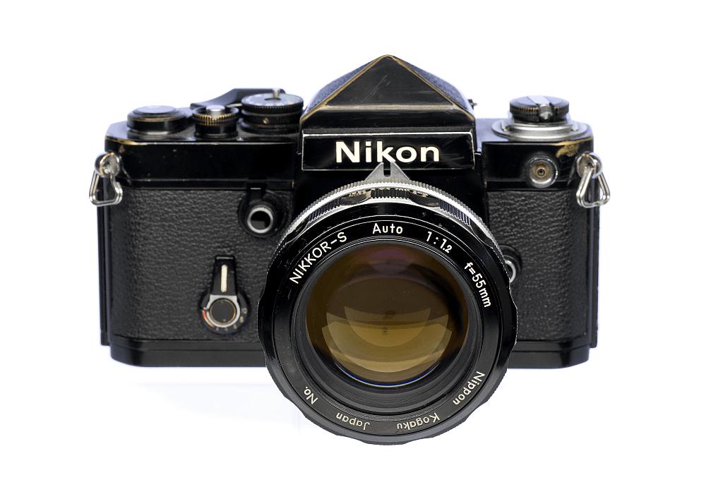 Nippon Kogaku NIKKOR-S Auto 1:1.2 f=55mm