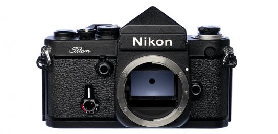 Nikon F2 Titan フィルムカメラ修理