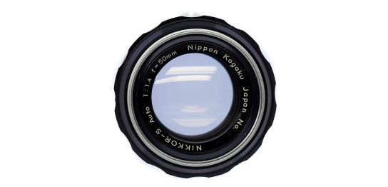 NIKKOR-S Auto 1:1.4 f=50mm Nippon Kogaku Japan レンズ清掃