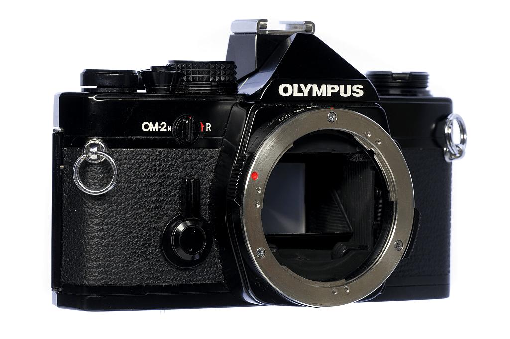 OLYMPUS OM-2N フィルムカメラ修理